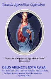 JORNADA APOSTÓLICA EM CORDEIROS