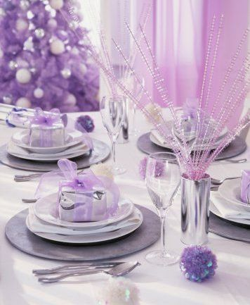 Table Decoration Ideas For Parties