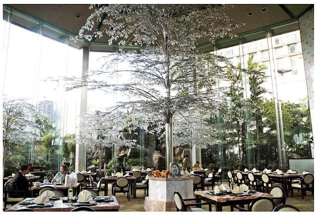 Diamond Hotel's Yurakuen Japanese Restaurant