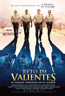 Reto de Valientes DVD FULL