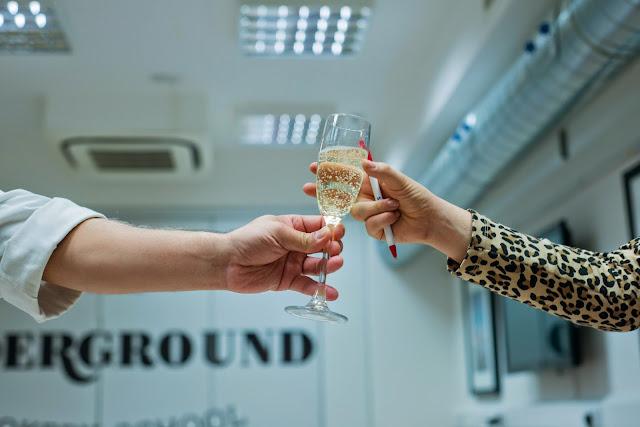 Underground Cookery School - Quorn Blogger Event