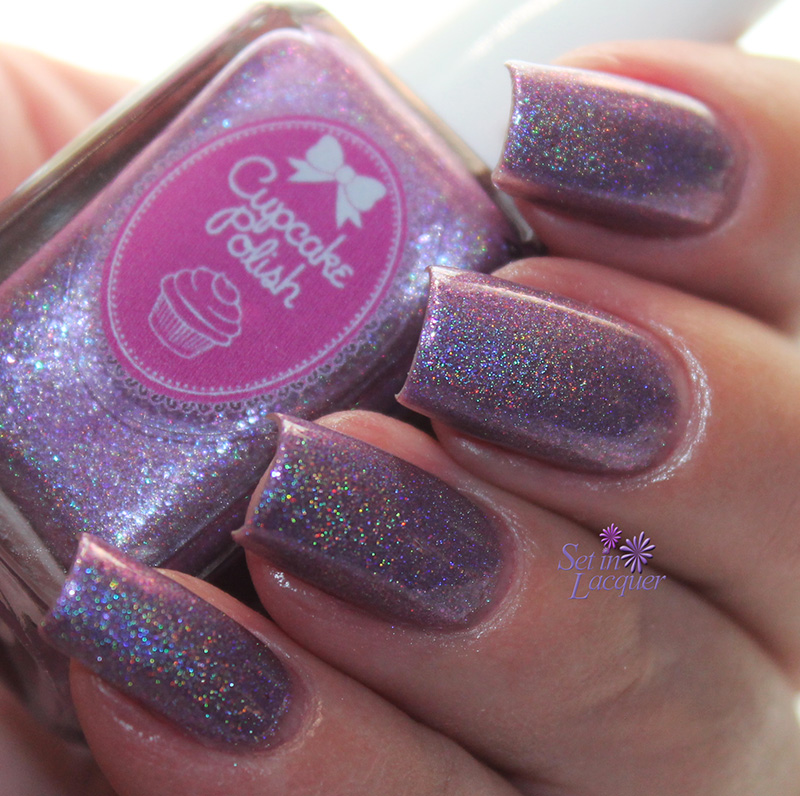 Cupcake Polish - Trampled by a Shopping Cart