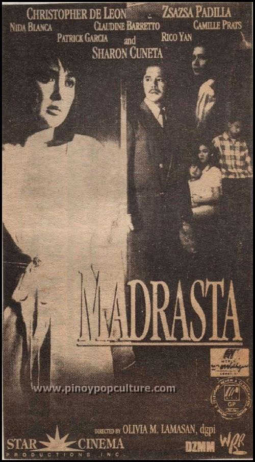 Madrasta, Sharon Cuneta, Star Cinema, Rico Yan