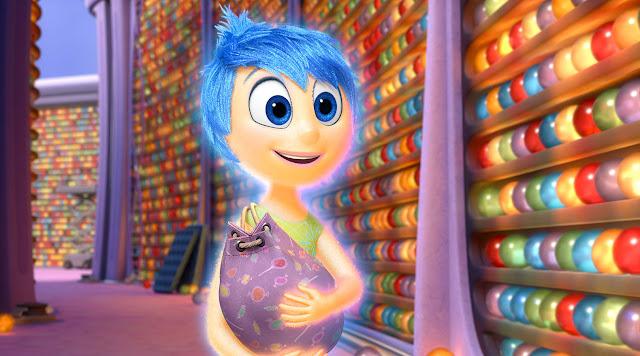 Imagen 1 de Inside Out Del Revés, película de Pixar