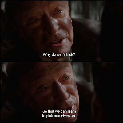 Michael Caine, Alfred (Batman Begins)