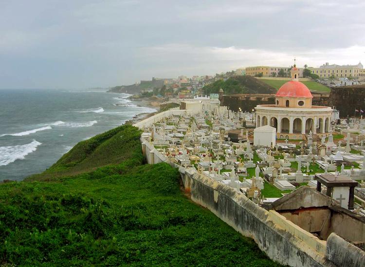 San Juan Puerto Rico  city photos gallery : San Juan cemetery Puerto Rico