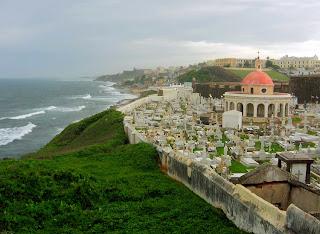 San Juan cemetery - Puerto Rico