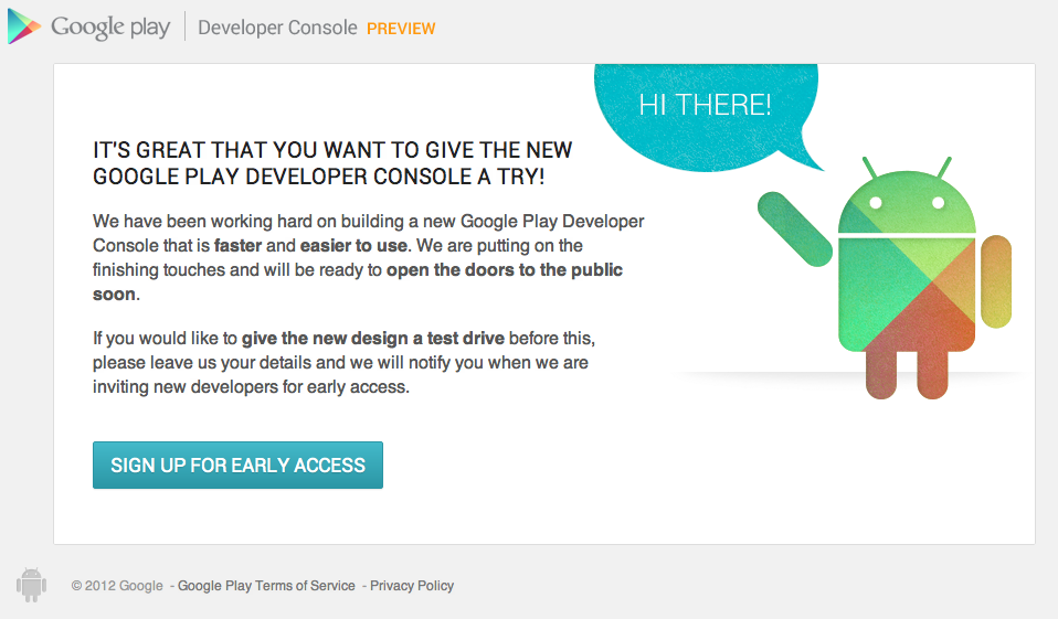 Android developer console - Android developer console ...