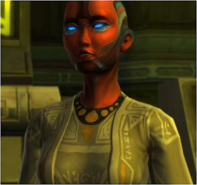 Star Wars: The Old Republic Imperial Agent vs. Jedi Consular