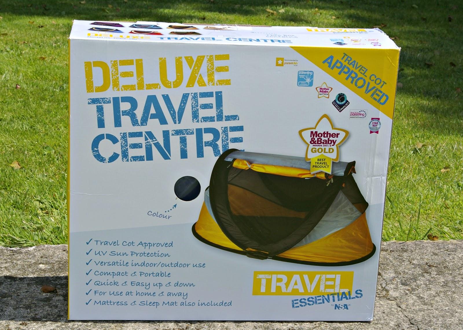 NSA Travel centre review