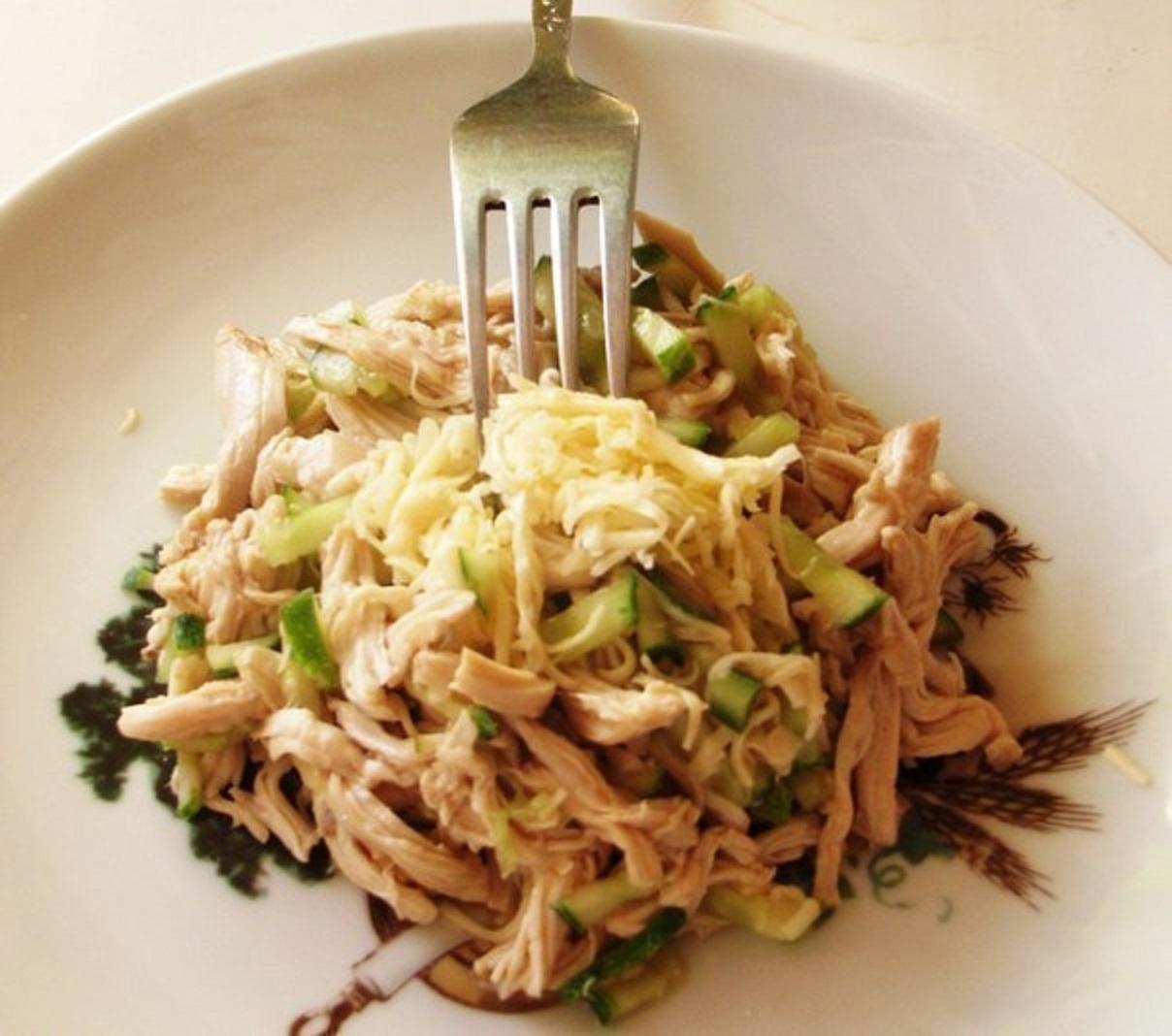 Салат из пекинской капусты с майонезом рецепт