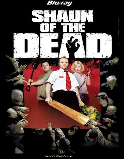 Zombilerin Şafağı: Shaun of the Dead (2004) afis