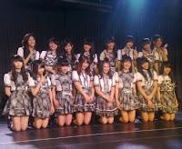 JKT48. Takeuchi Senpai (Kakak kelasku)