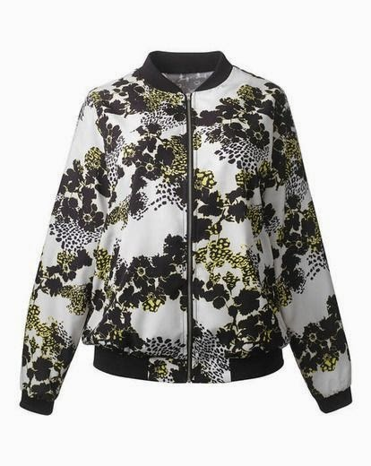 I want : A bomber jacket