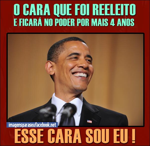 Barack Obama, esse cara sou eu, roberto carlos, musica esse cara, musica roberto carlos