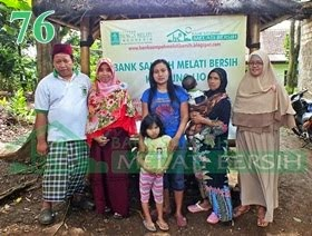 Bank Sampah Melati Bersih Kampung Lio Kelurahan Bojong Kecamatan Cipayung Kota Depok