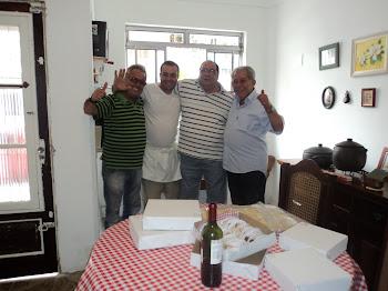 O Mooca Vem buscar Cannoli.Miano Caciolito,Antonio Buscarotto e Marcus Palermo Trevisan