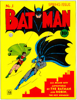 Batman #1 Cover image