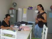 Coordenadoras- Matutino-Franciene e Nubia