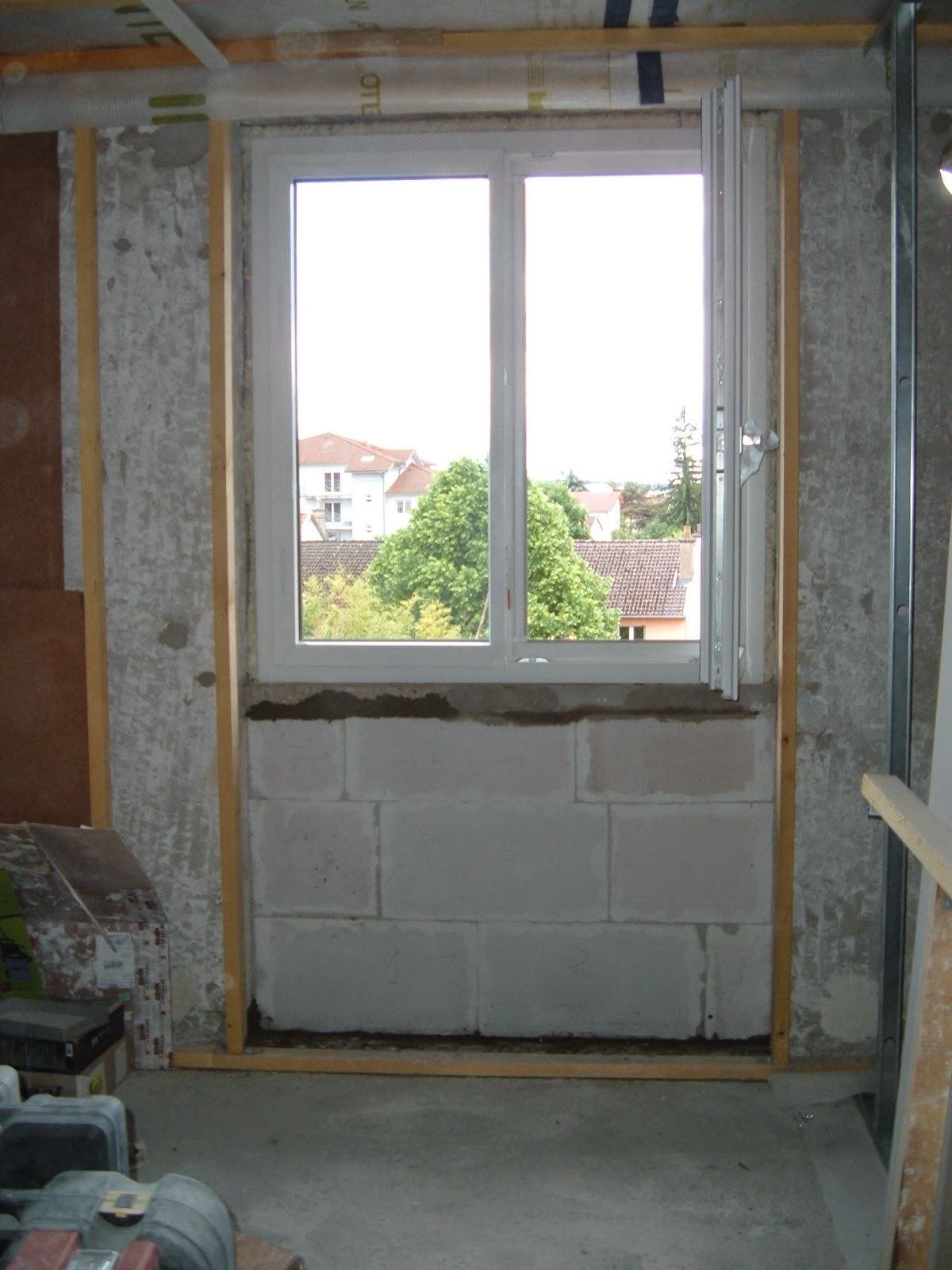 vers une r novation passive d 39 un appartement isolation du mur sud. Black Bedroom Furniture Sets. Home Design Ideas