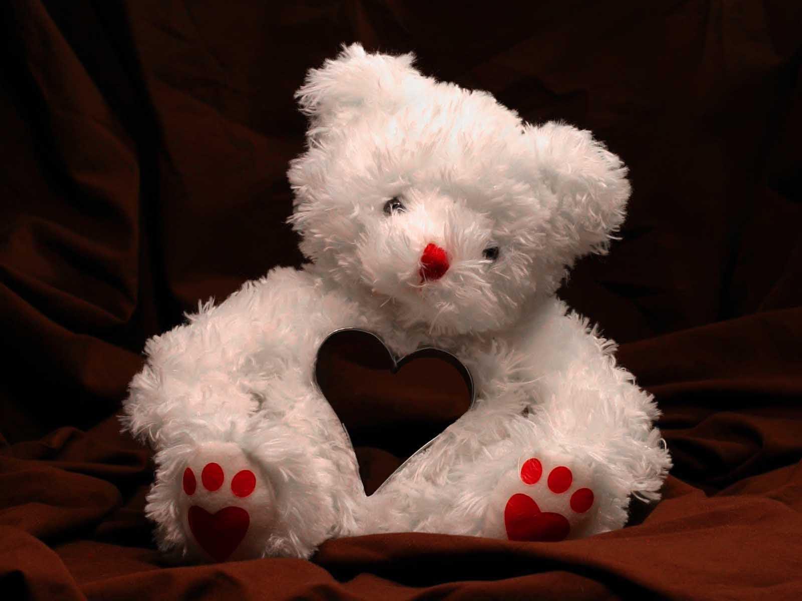 Love Teddy Bear Wallpapers