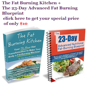 The Fat Burning Kitchen + The 23-Day Advanced Fat Burning Blueprint