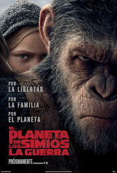 Poster de El Planeta de los Simios 3: La Guerra / La Guerra del Planeta de los Simios