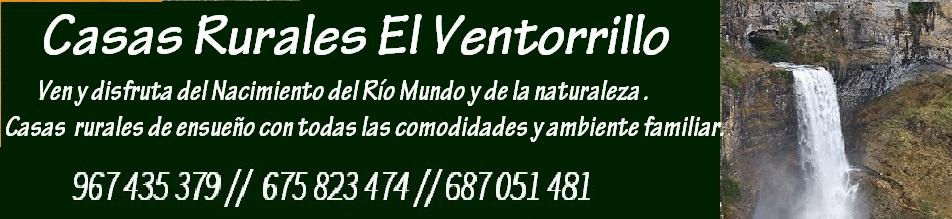 Casas Rurales El Ventorrillo
