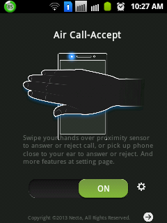 Air Call-Accept