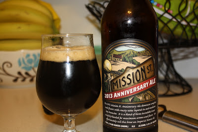 Mission St. 2013 Anniversary Ale from Trader Joe's