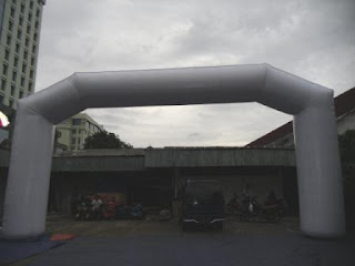 Rental Balon Gate