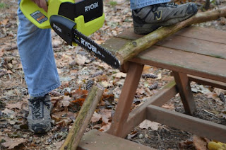 Free Ryobi Electric Chain Saw - Tree Service - Tree Removal - Competition
