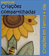 GALERIA DE CRIAÇÕES COMPARTILHADAS