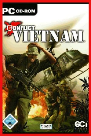 Free Download Game Conflict Vietnam PC Game Full Version