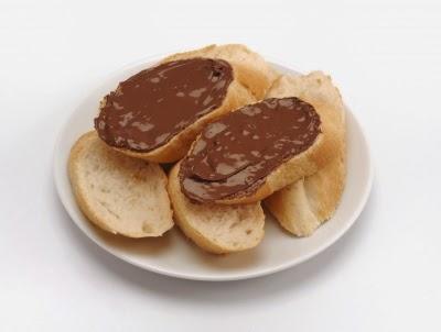Essen Fußballer Nutella?