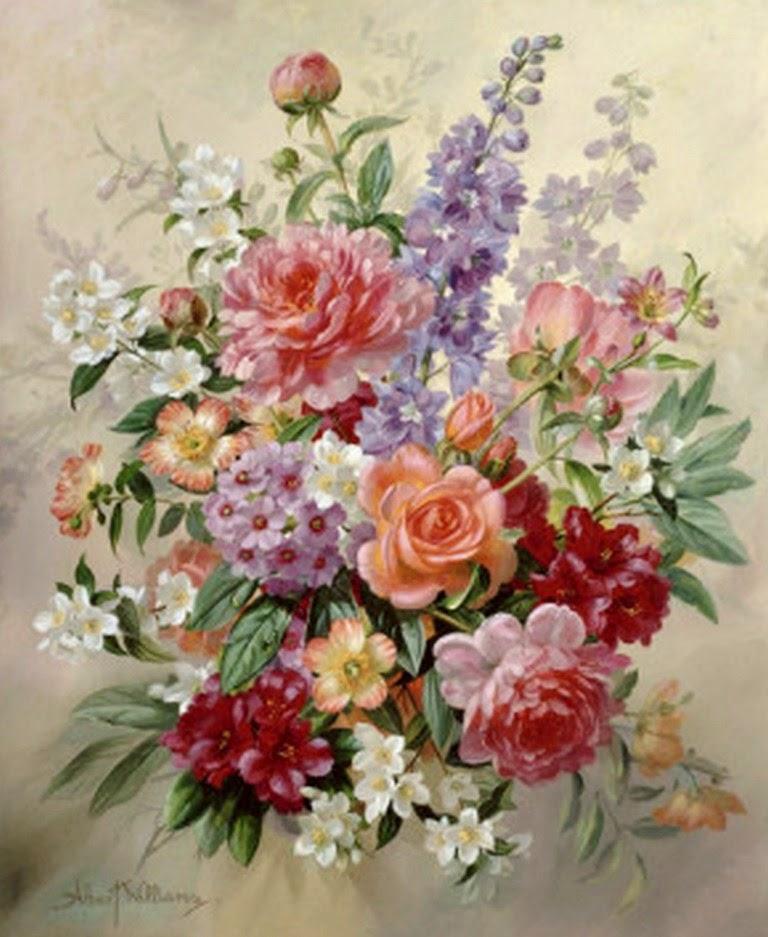 hermosas-flores-pintadas