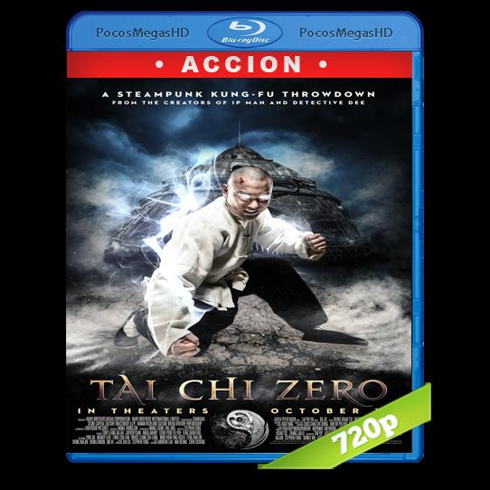 Tai chi zero(2012) BrRip 720p chino AC3+sub