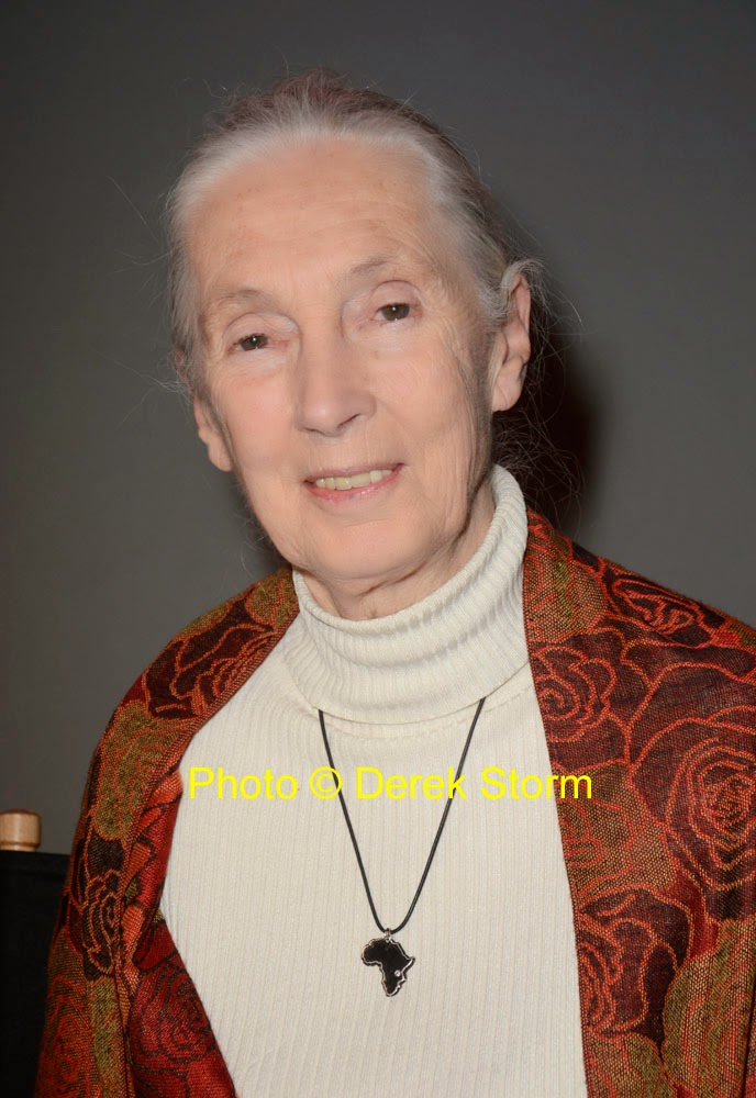In the News: Dr. Jane Goodall, Alastair Fothergill and Keith ...