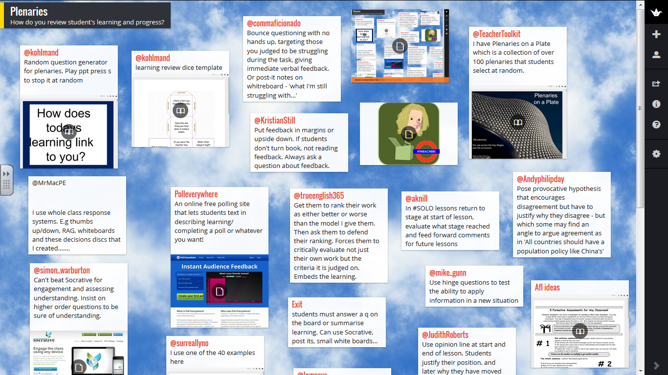 how to add a document to padlet