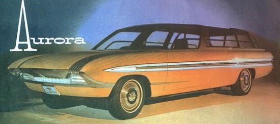 old cars canada: 1964 ford aurora