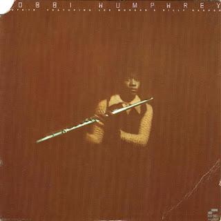 BOBBI HUMPHREY - FLUTE-IN (1971)