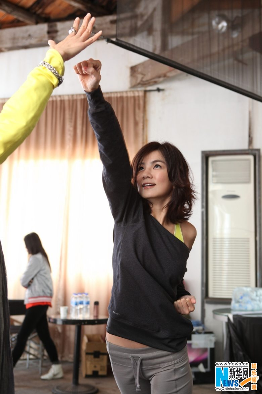 K Chen T Bingen ella chen china entertainment