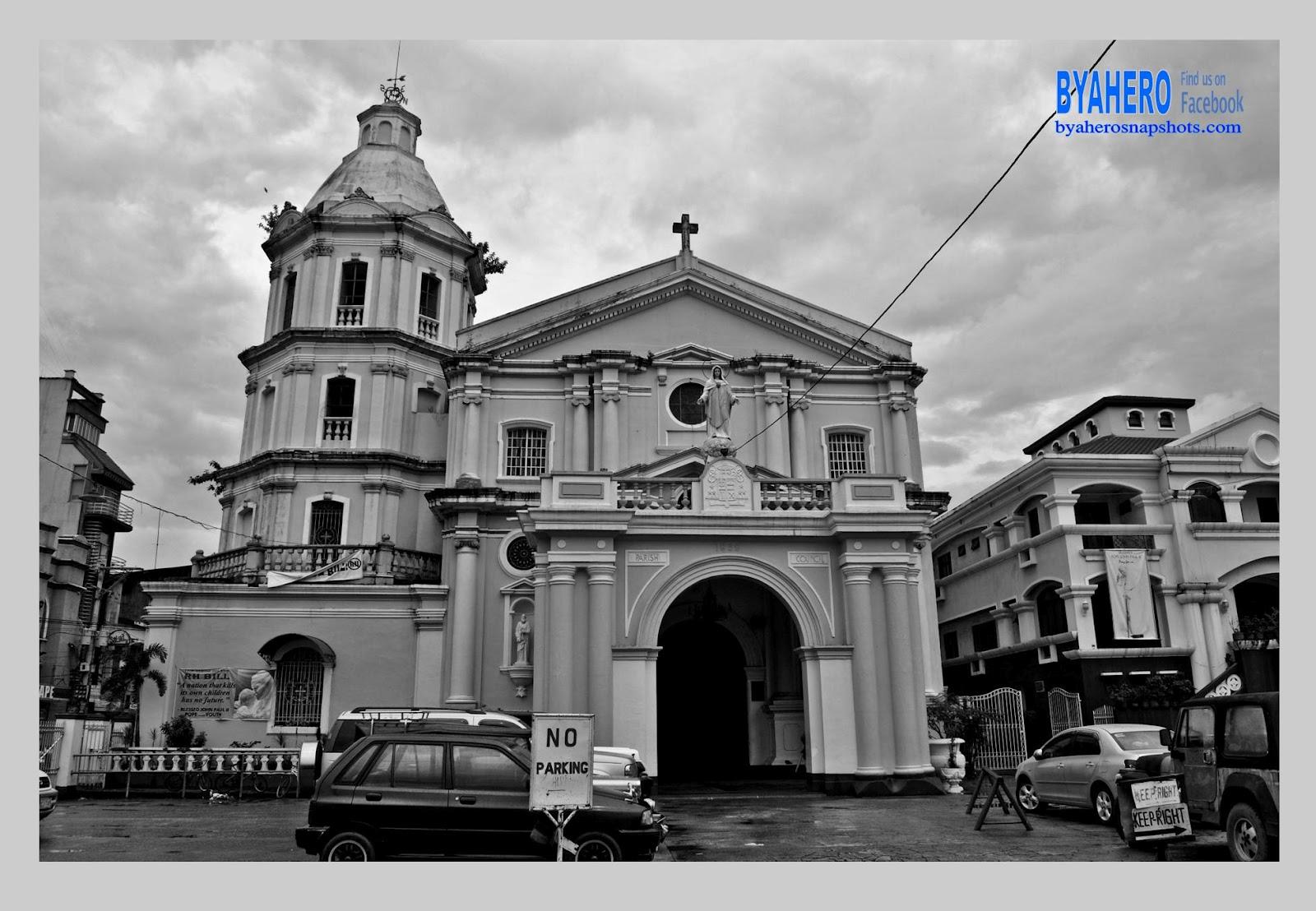 San Fernando (Pampanga) Philippines  city photo : Byahero: Metropolitan Cathedral of San Fernando City, Pampanga