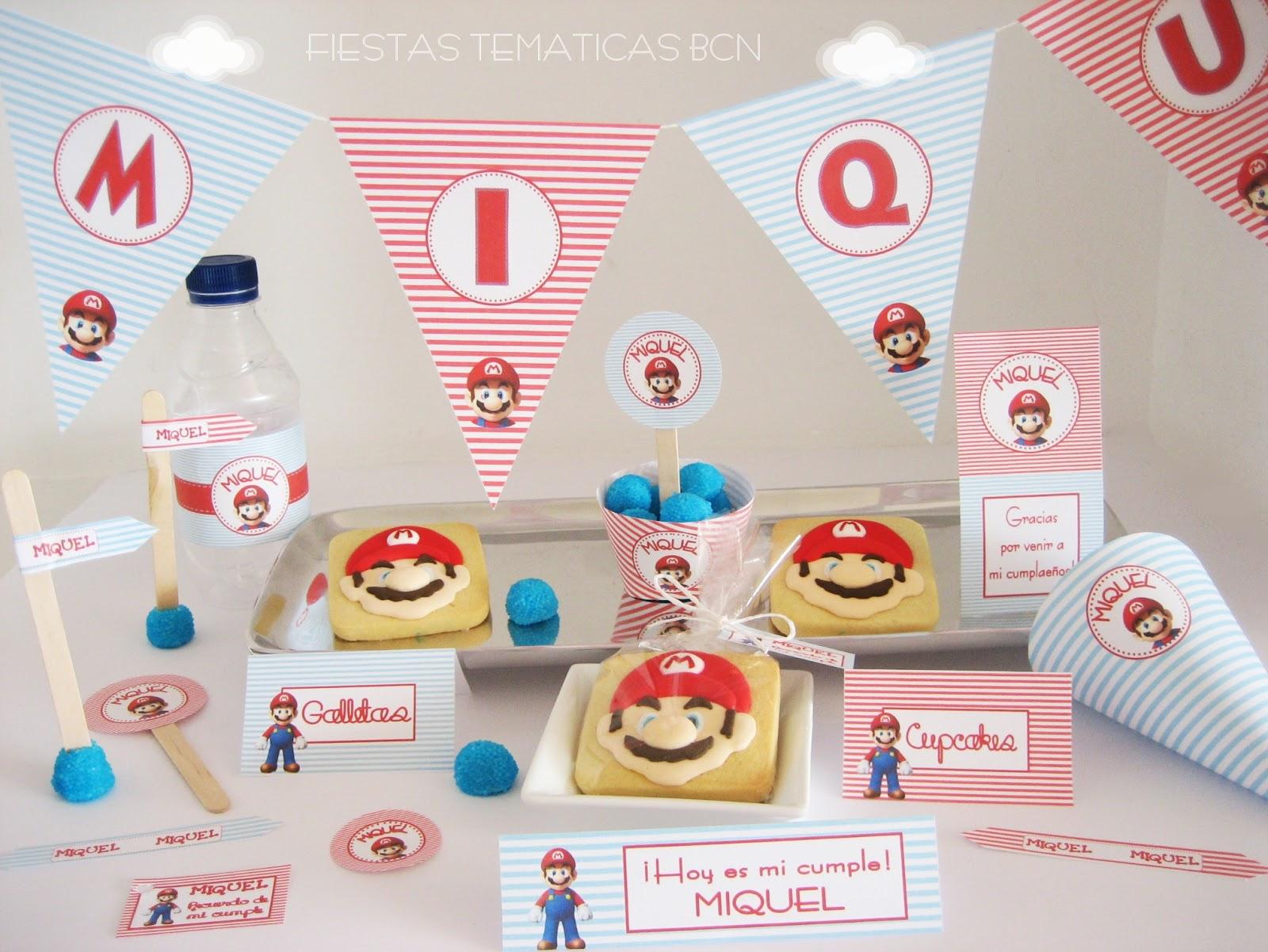 Fiestas tem ticas bcn kits de fiesta imprimibles kit de for Fiestas tematicas bcn