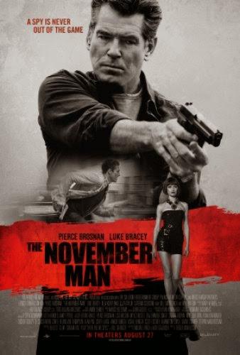 The November Man (Web-DL 1080p Ingles Subtitulada) (2014)