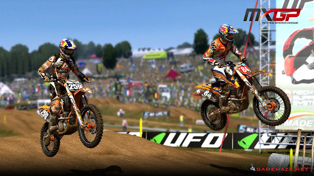 MXGP Gameplay Screenshot 2
