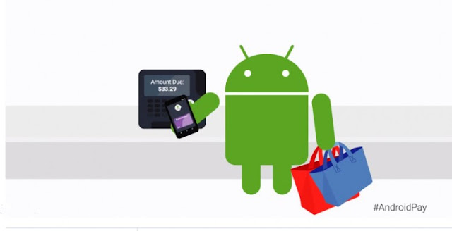 Android Pay arriba a Estados Unidos