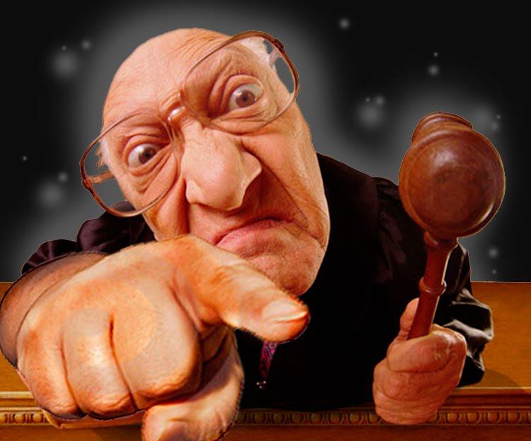 Treta Tretosa  Juiz+dedo+na+cara