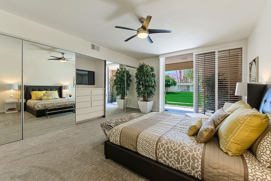 Home staging by House & Homes Palm Springs