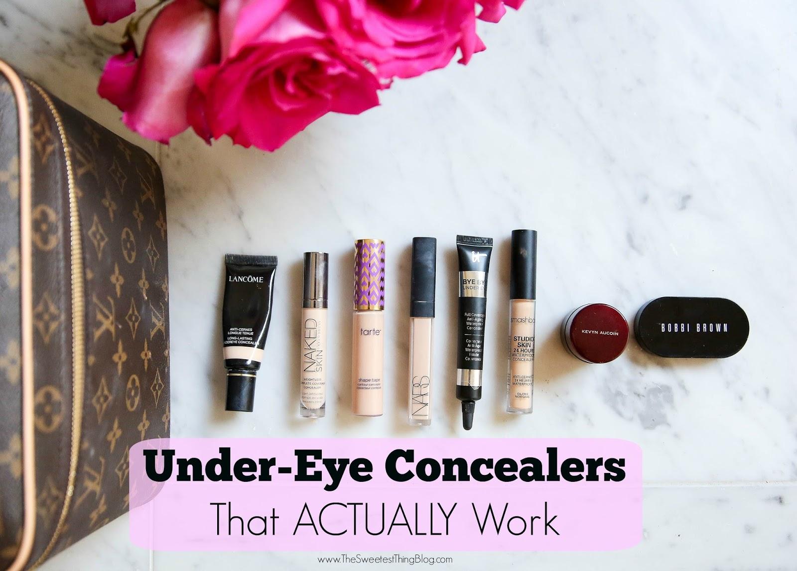 Best makeup for dark circles around eyes